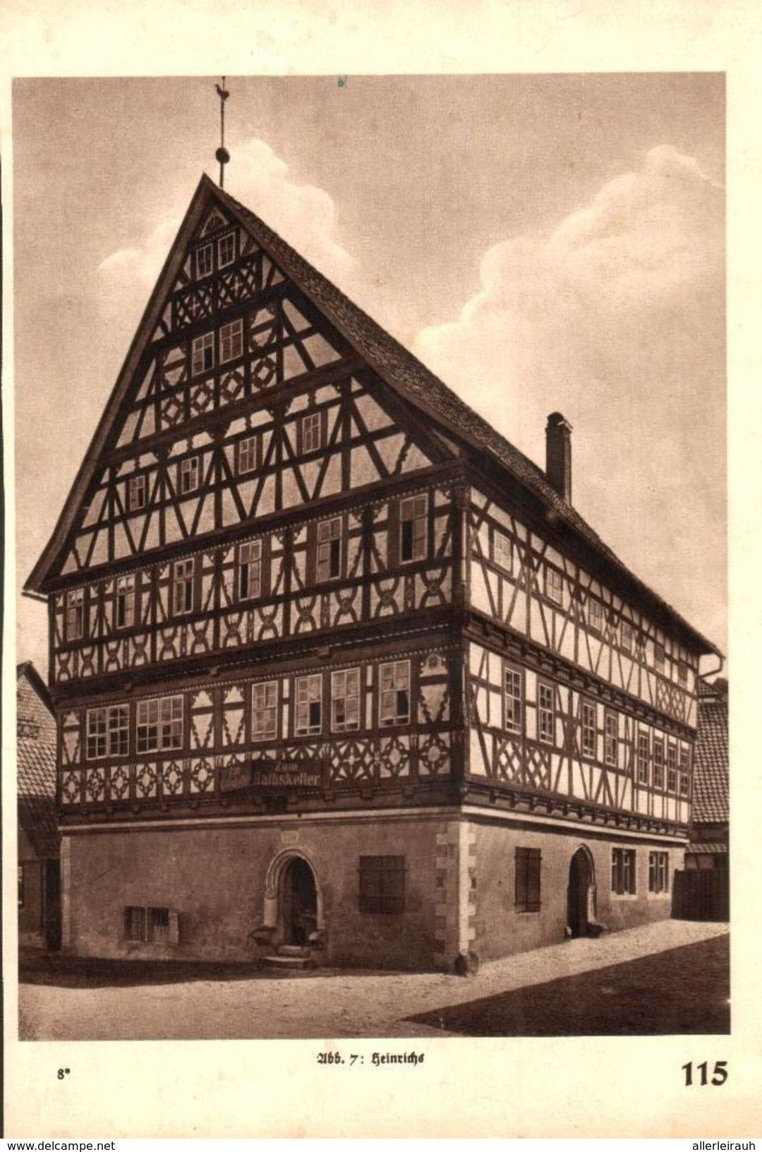Rathäuser der Provinz Sachsen / Artikel, entnommen aus