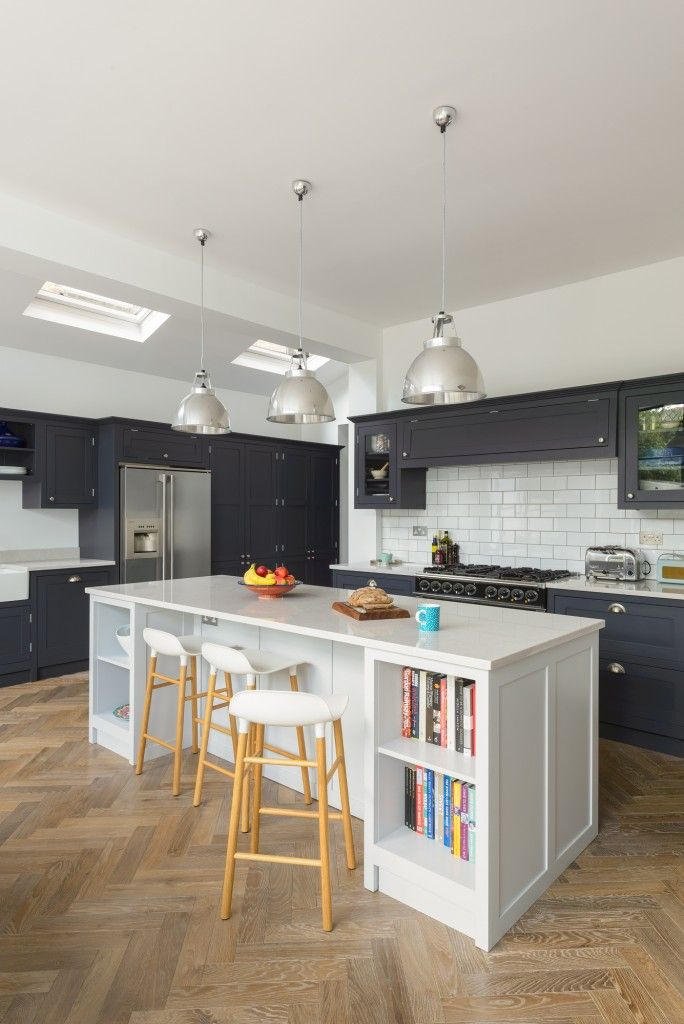 See recently completed Darker Shaker Kitchens completed by ...