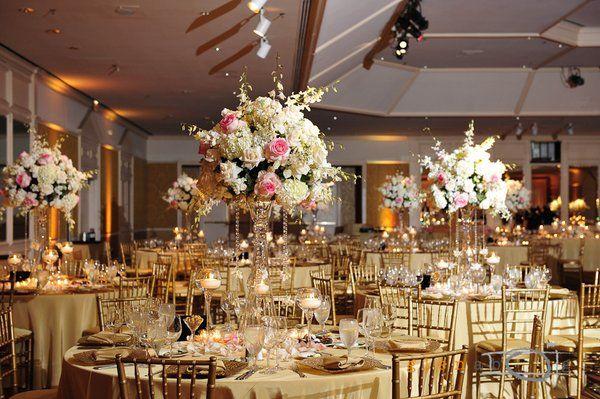 Elegant wedding reception decoration very elegant and traditional elegant wedding reception decoration very elegant and traditional wedding reception at the fairmont floral junglespirit Choice Image