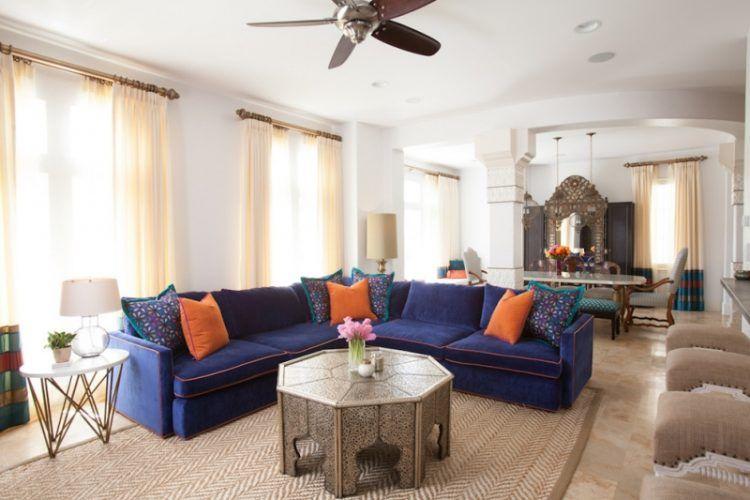 Orientalische Deko Fur Einrichtung Wie Aus 1001 Nacht Dekoration Haus Marokkanische Inneneinrichtung Innenarchitektur Wohnzimmer Design