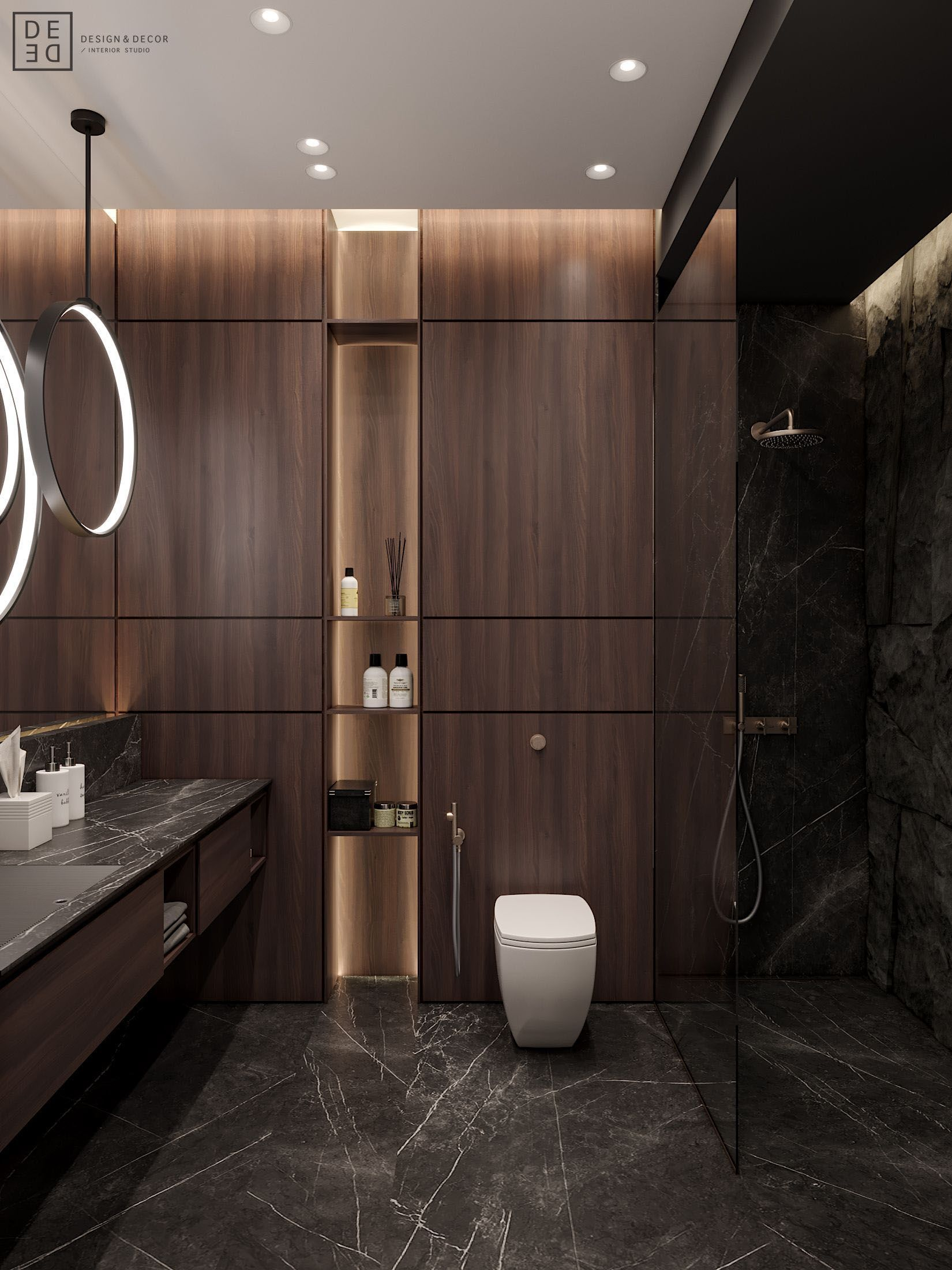 44 Perfect Master Bathroom Design Ideas For Small Spaces ... on Nice Bathroom Designs For Small Spaces  id=42427