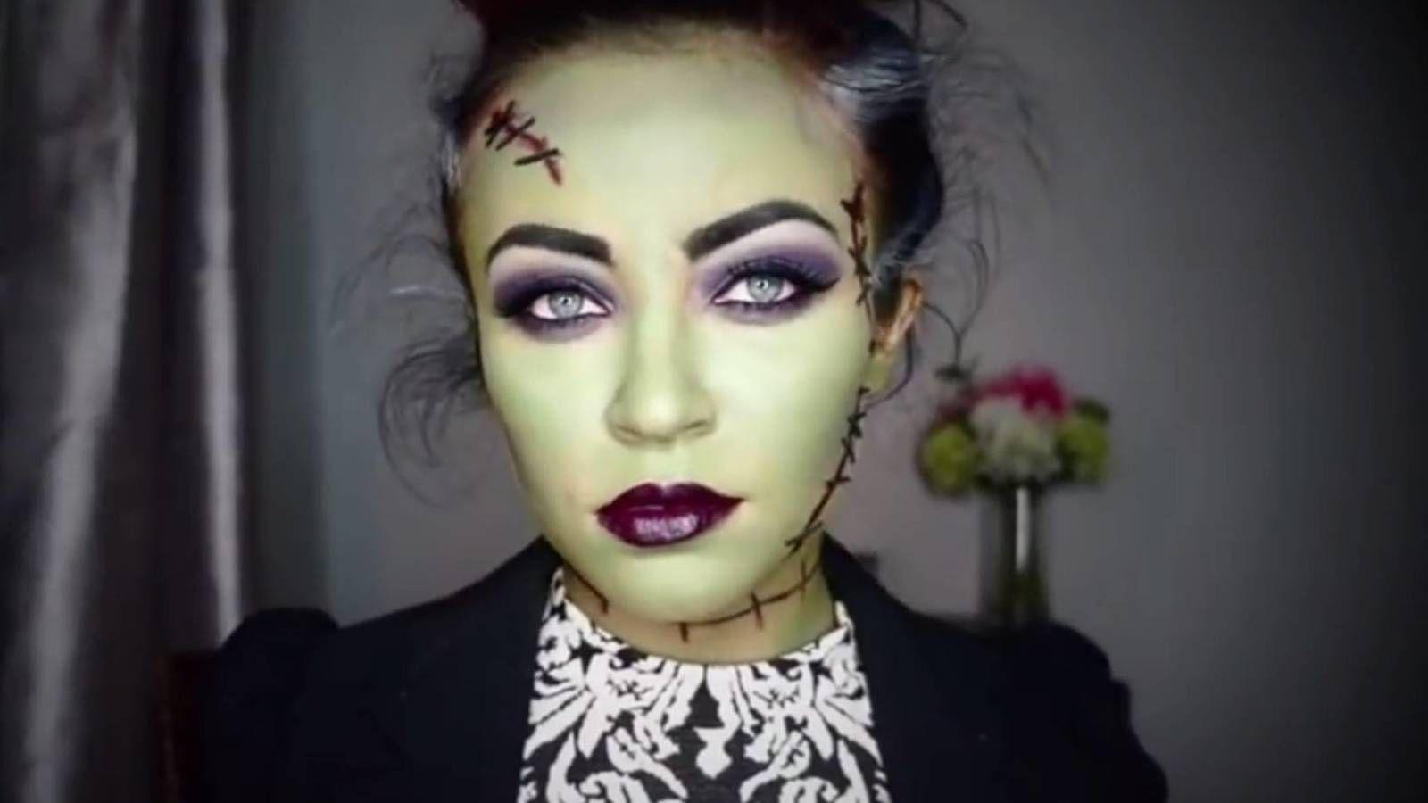 31 halloween makeup tutorials that youre going to want to try 10scaryhalloweenmakeuptutorialsthatarestill baditri Gallery
