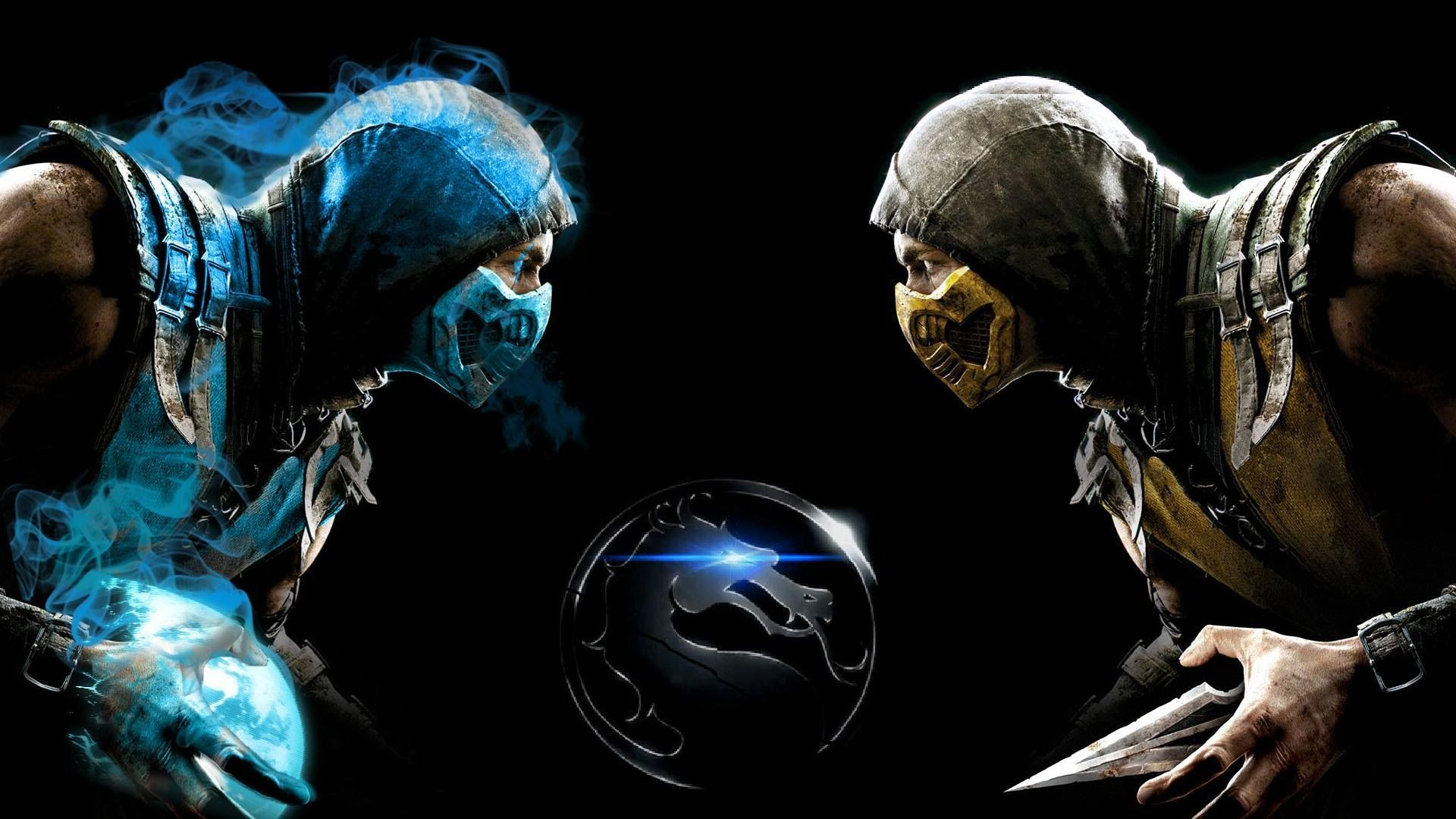 Mortal Kombat X Gameplay Scorpion Vs Sub Zero Youtube