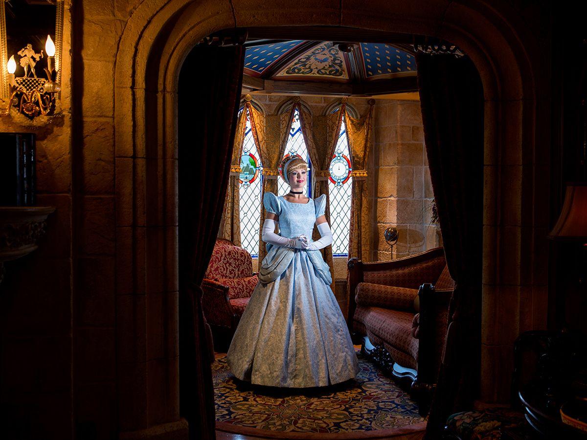Apartment Inside Cinderella S Castle