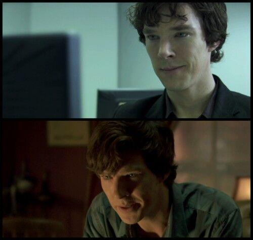 #Sherlock #Series 1 #Pilot # A Study In Pink