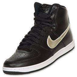 Nike Air Force 1 High Women\u0027s Casual Shoes Black/White