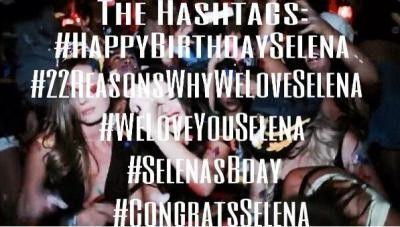 project for the anniversary of Selena ##