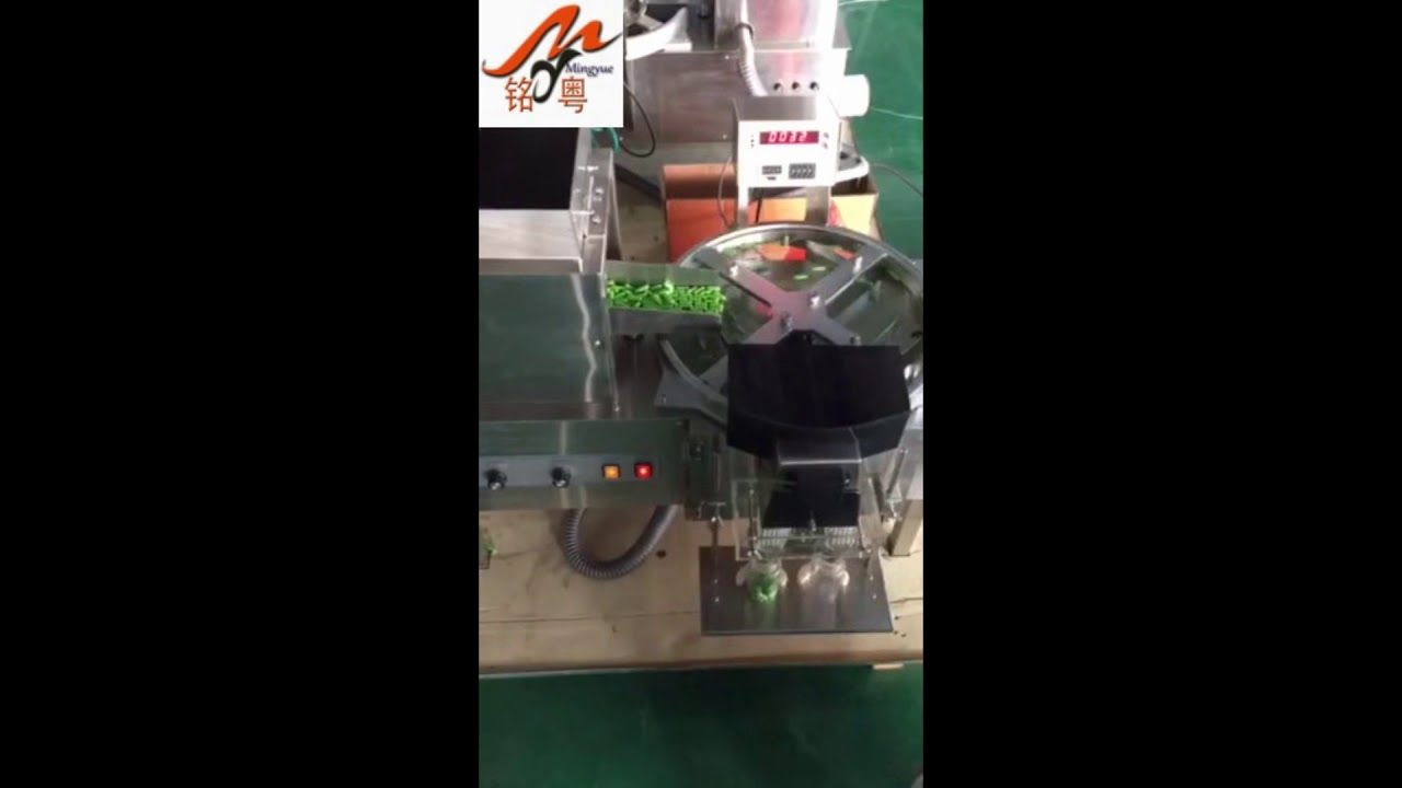 Capsules Counter 00 Capsule Counting Machine High Speed Packaging Machine Packing Machine High Speed