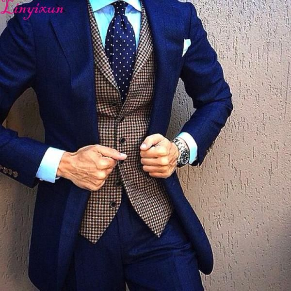 mens suits Formal Business mens Blazer #men'ssuits