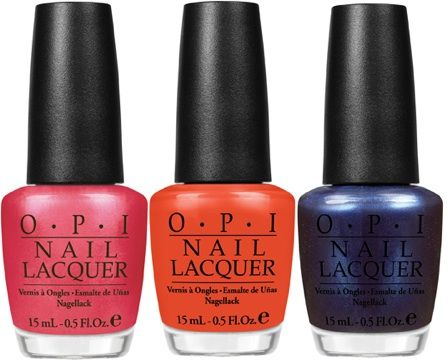 OPI Spiderman collection :)