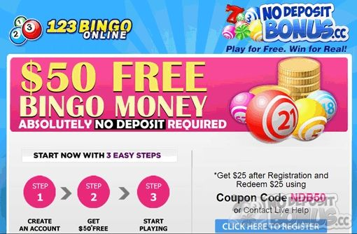 Bingo no deposit free play payouts on roulette table