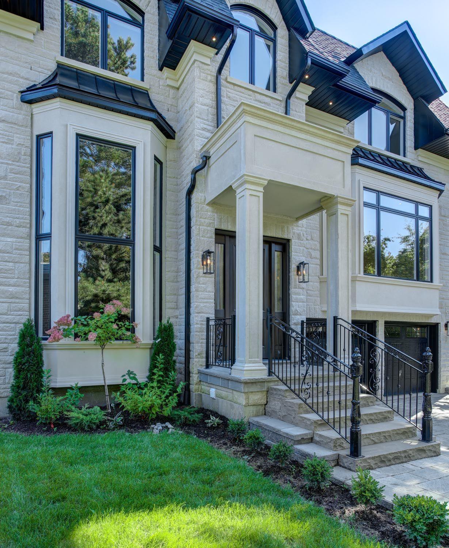 Custom Home Designs Toronto: This Striking Toronto Custom Home Was Designed And Built
