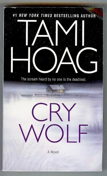 Tami Hoag Cry Wolf Tami Hoag Tami Hoag Books Books
