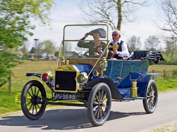 1912 Ford Model T Touring Type T1 2896cc 4 Cylinder Side Valve 20bhp Engine Photo By Clay Ford Models