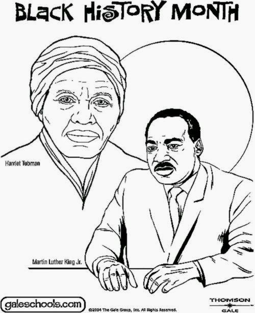 Black History Month for Kids (Printables, Coloring Sheets ...