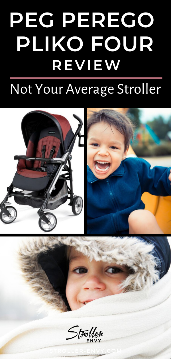Peg Perego Pliko Four Review Best baby strollers