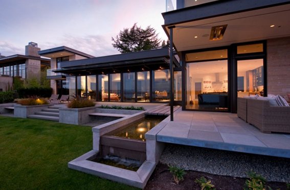Arquitetura sorocaba casa moderna contemporanea design for Casa contemporanea
