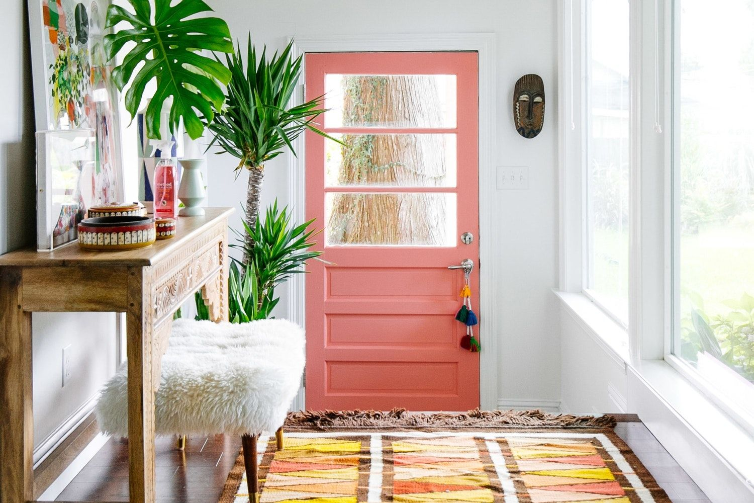 How to make pink work in your home without the us vibes