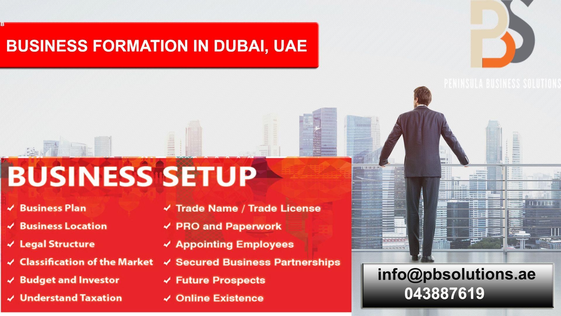 Business Setup in Dubai, Company Formation in UAE, UAE Company