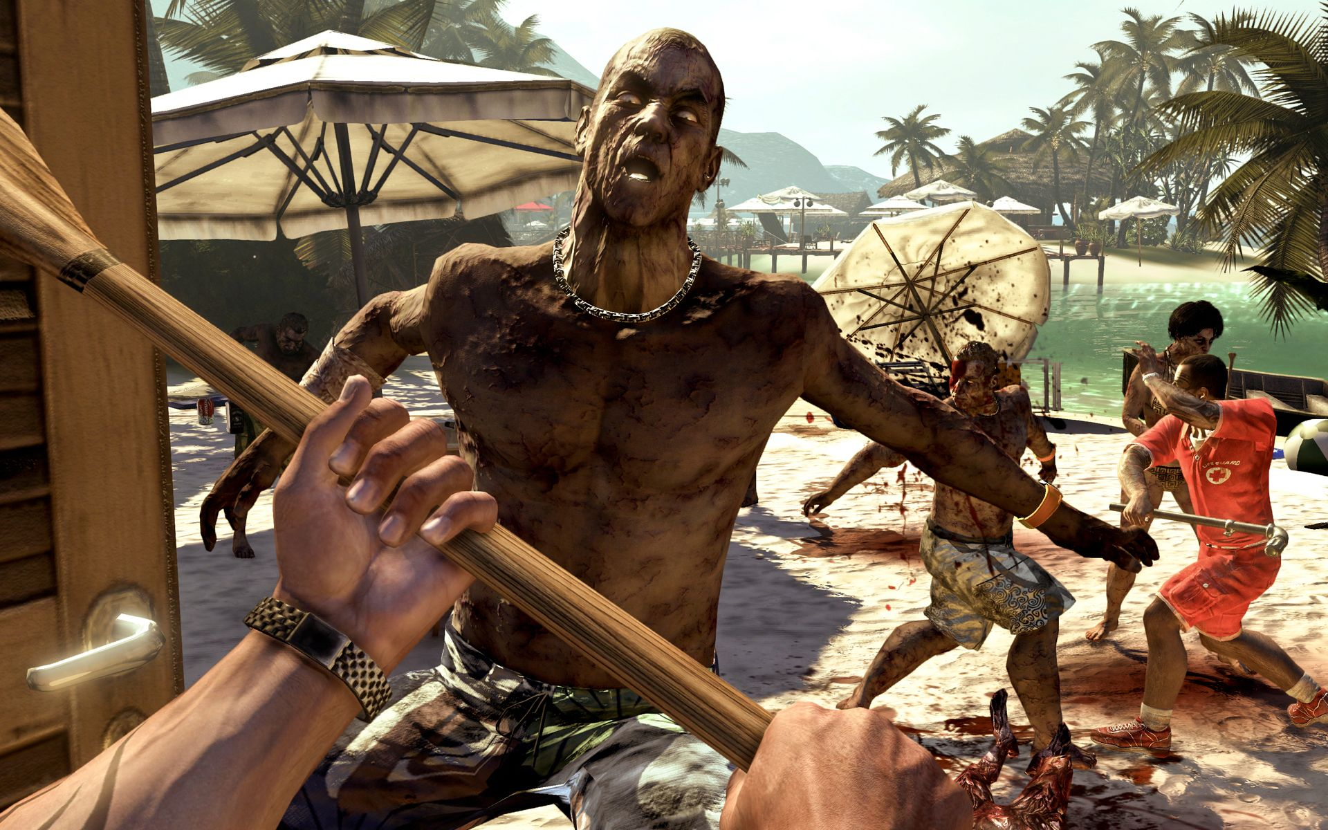Dead Island Review Horror video games, Games, Video