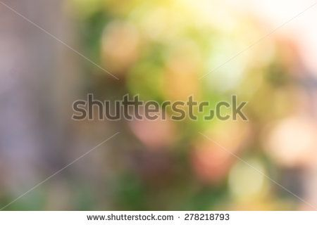 Abstract colorful bokeh light background