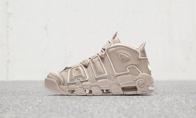 Nike Air More Uptempo 96 Tan