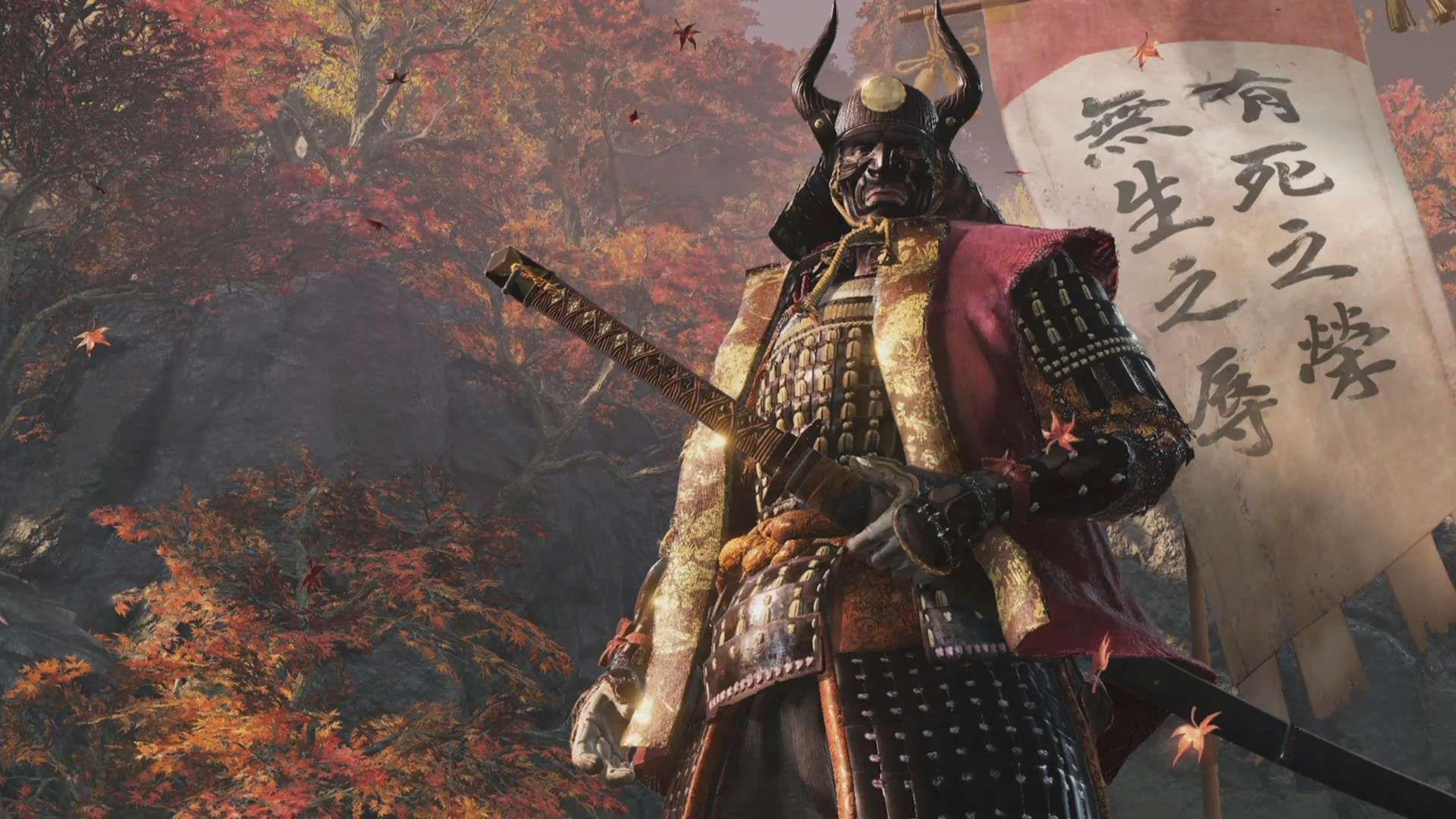 Sekiro Shadows Die Twice Wallpaper Hd Samourai Carte