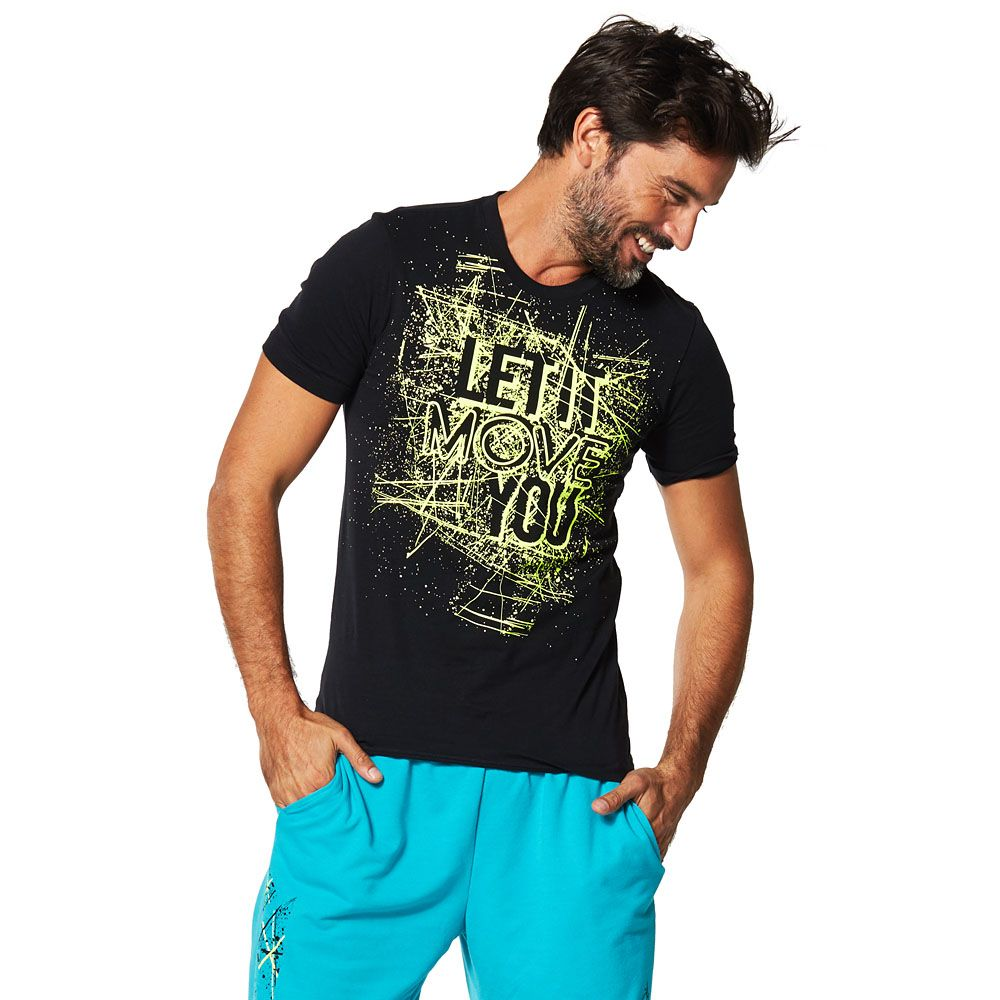 Zumba shirt design