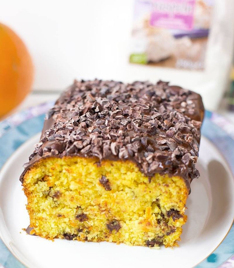Orangen Kokos Kuchen Vegan Saftig Healthy On Green Vegan