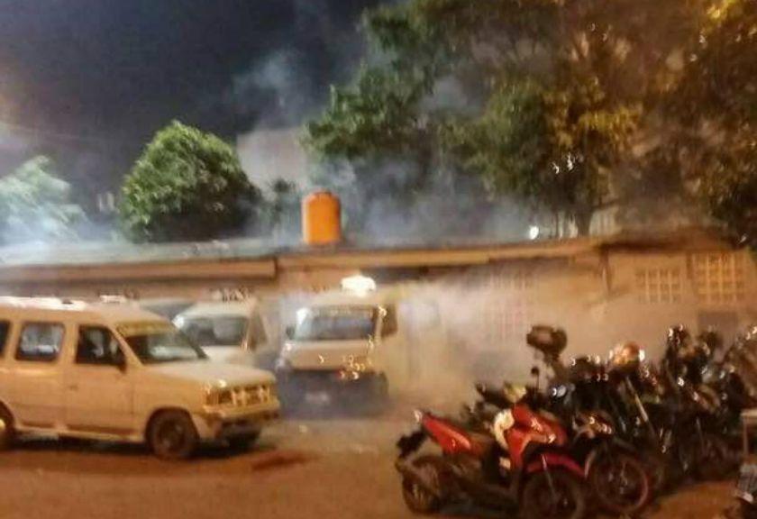Duh Bom Meledak Inggris Berikan Travel Advice Untuk Indonesia Indonesia Polisi Inggris