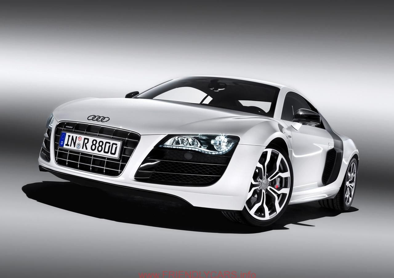 Cool Audi R Spyder Wallpaper White Car Images Hd FREE HD PHOTO - Cool audi cars