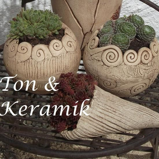 Photo of Ruhpoldinger-Keramikgarten, Ton & Keramik, Gabriele Hinterseer – Gartenkeramik