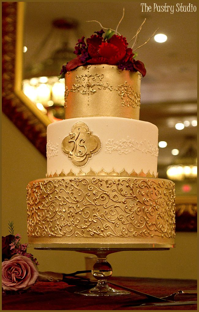 Jaw-Droppingly Beautiful Wedding Cake Inspiration | Wedding Cakes ...