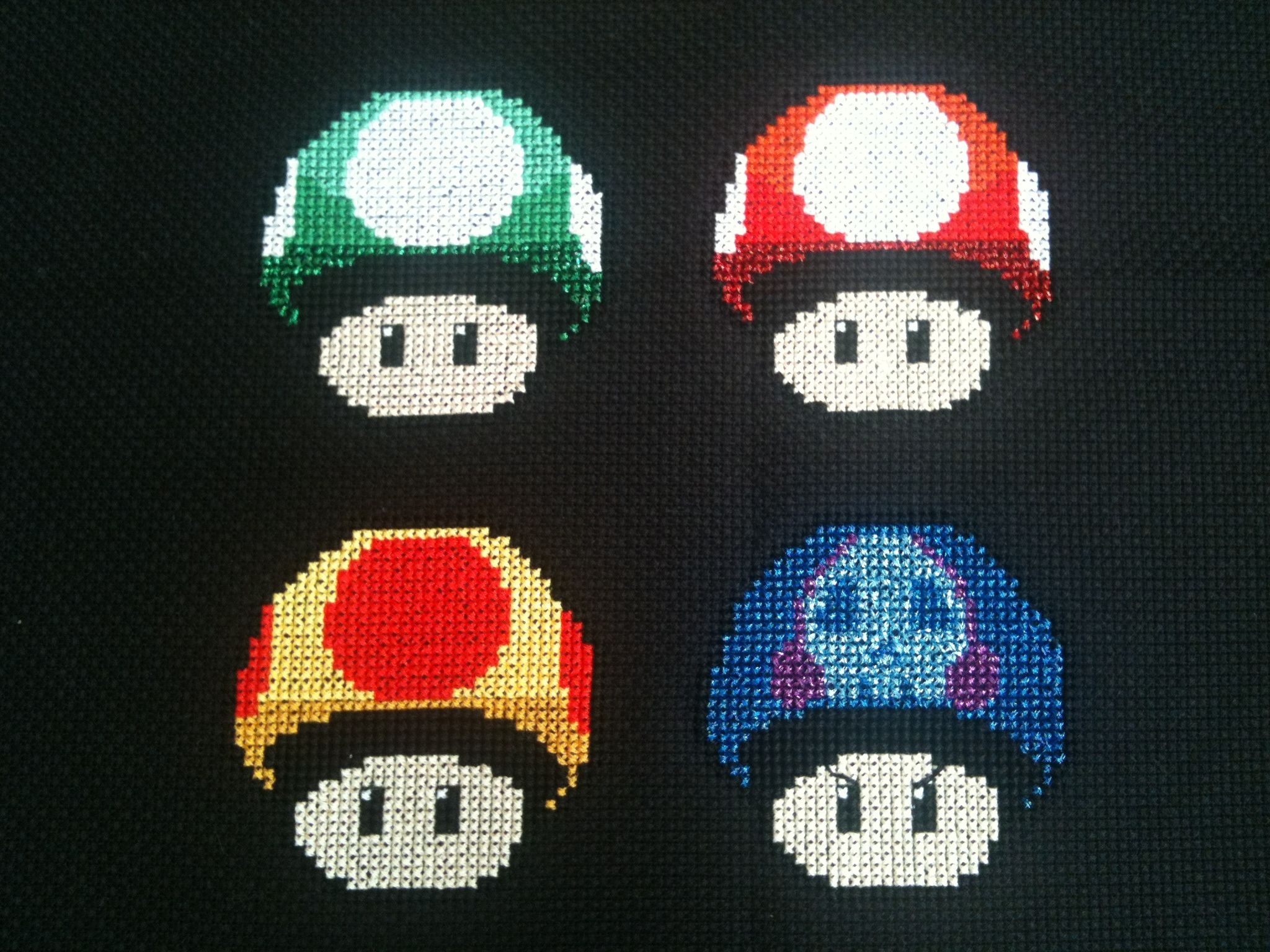 Mario mushrooms Stuffed mushrooms, Mario mushroom, Mario
