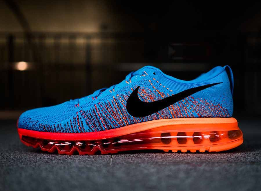 93761d8fd948 air max flyknit spring 2014 3 Nike Air Max Flyknit Spring 2014 Releases