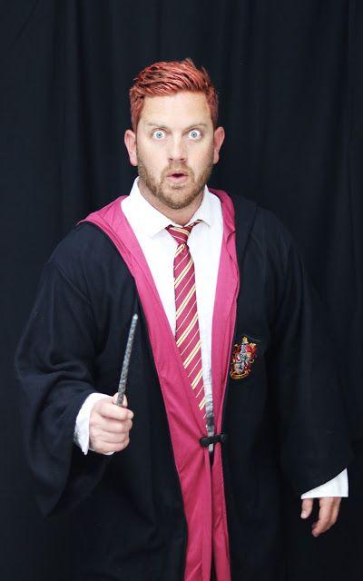 Family Halloween costume idea Harry Potter! We love doing a family - halloween costumes with beards ideas