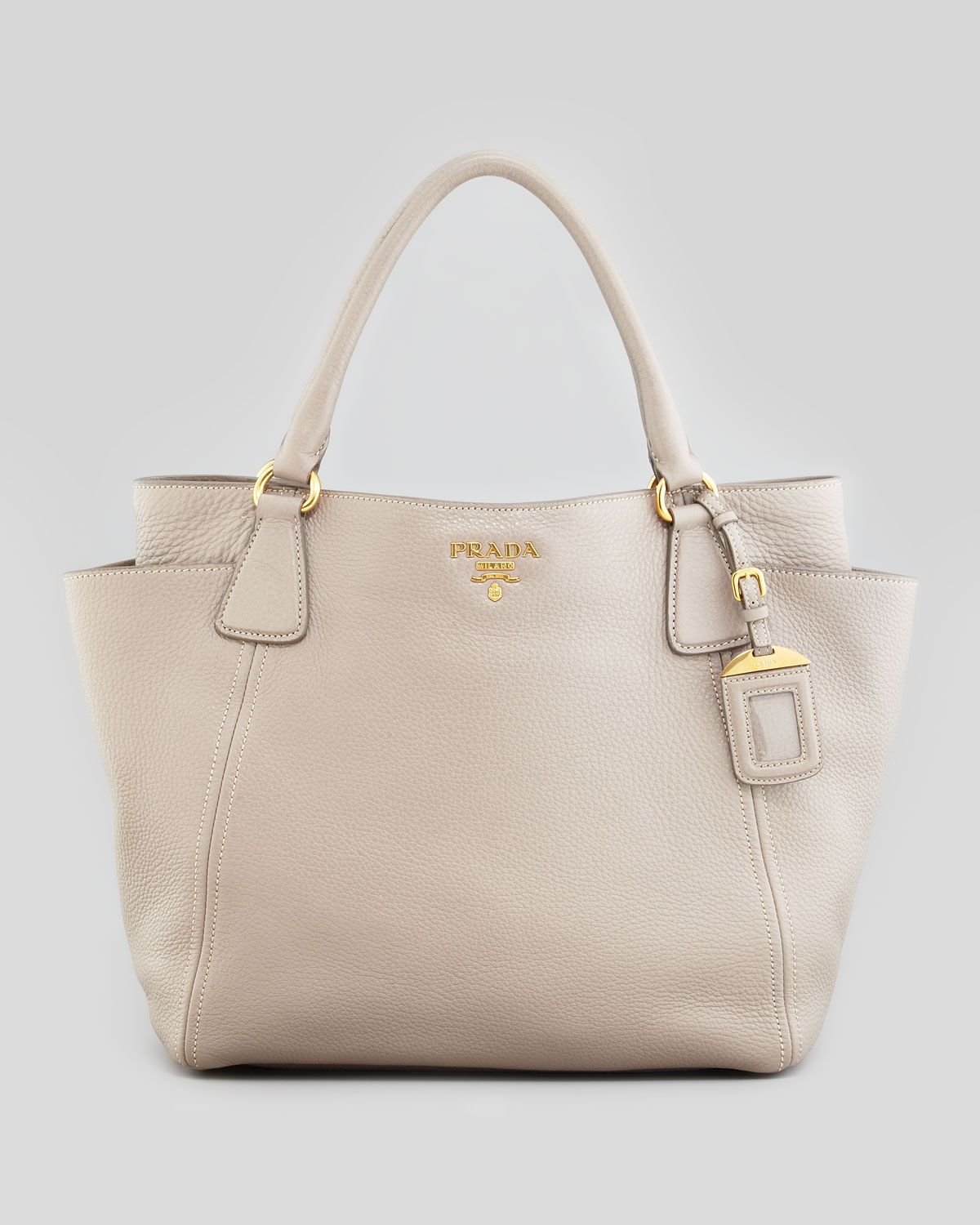 89002a2f7904 Daino Side-Pocket Tote Bag Light Gray | hand bags and bags | Bags ...