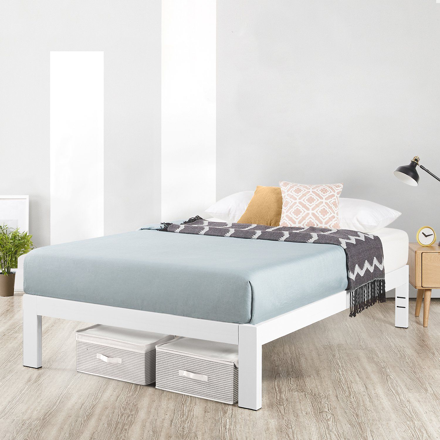 Best Price Mattress Model C Heavy Duty Steel Bed Frame