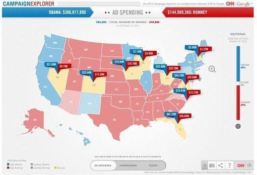 Pre-Election Maps