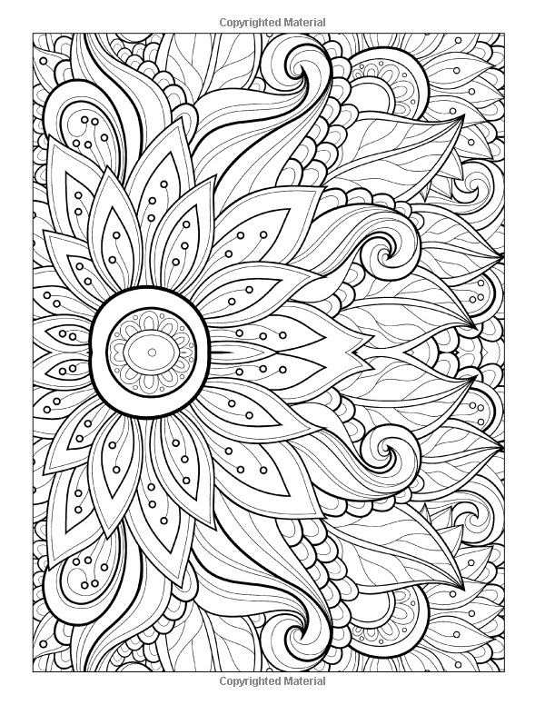 Detailed designs and beautiful patterns sacred mandala designs and patterns coloring books for adults