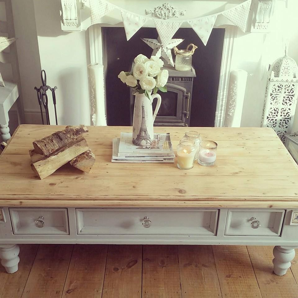 Interesting Facts About Shabby Chic Country Kitchen Design: Ruby Summers Country Home