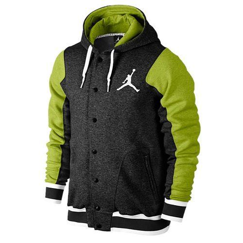 65f74a0f67ad Jordan varsity jacket Ropa Masculina