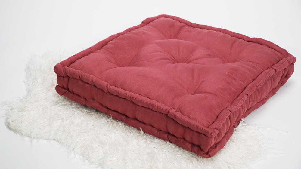 Diy Floor Pillow En 2020 Faire Des Coussins Oreillers De Plancher Coussins De Sol