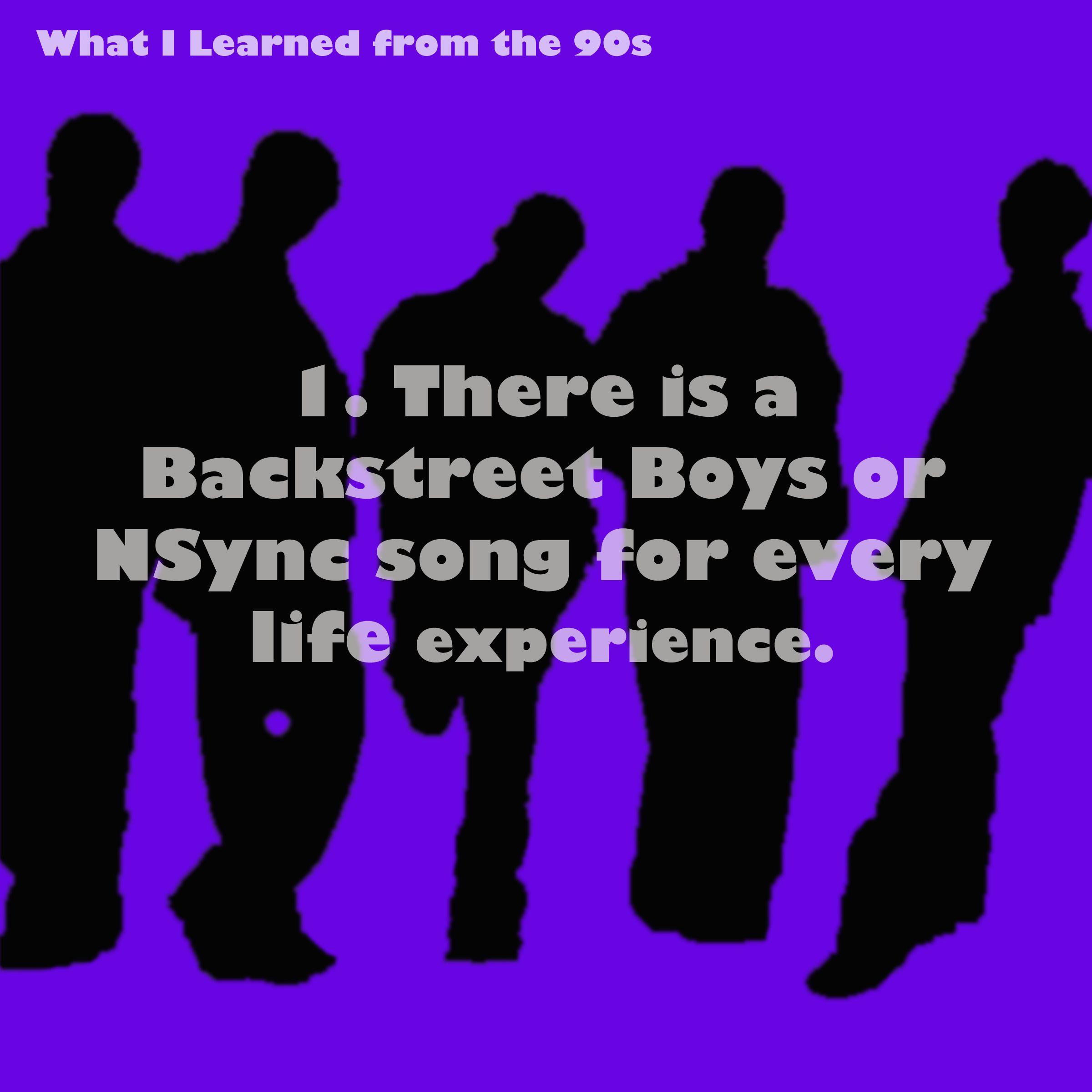 Backstreet Boys Backstreet Boys Nsync Fandom Funny