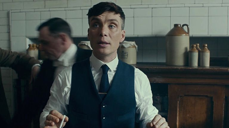 Tommy Shelby S Blue Wedding Suit Blue Suit Wedding