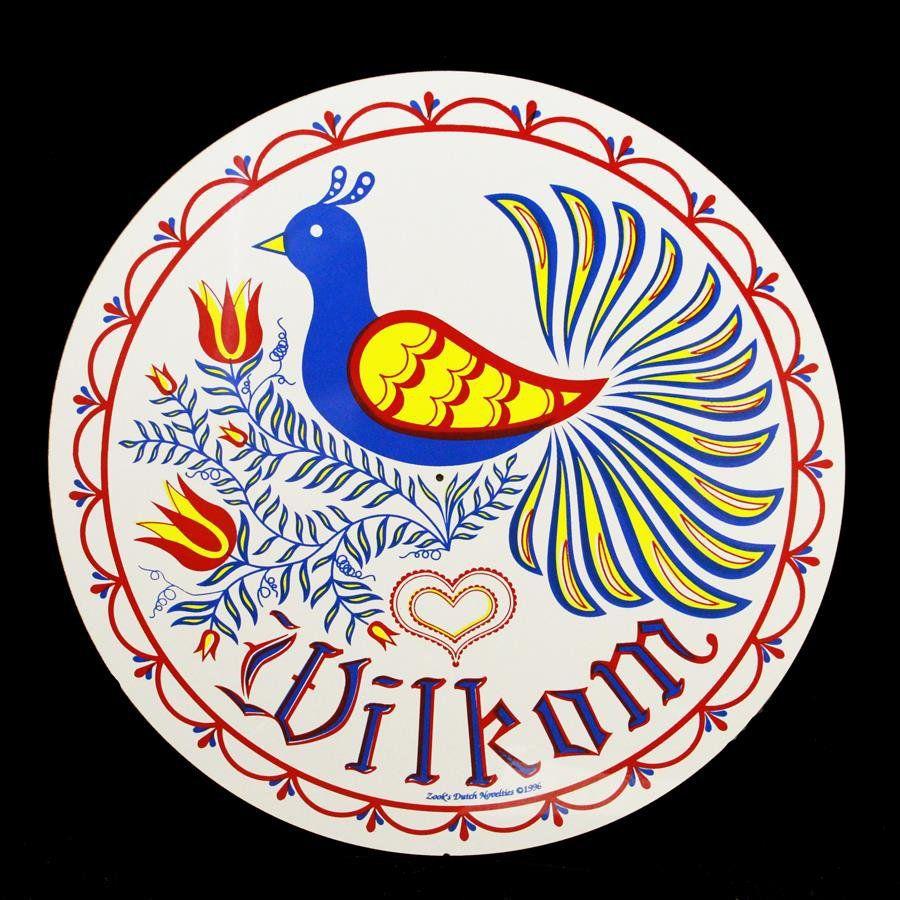 Welcomedistelfinkbirdwhite16barnhexsigngermanamishfolk welcome distelfink bird white barn hex sign german amish folk art biocorpaavc Images