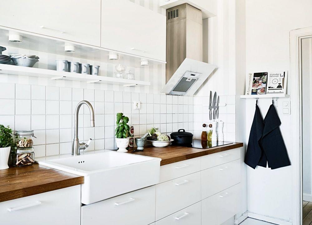 20 Ideas para convertir una cocina común y corriente en un lugar ...