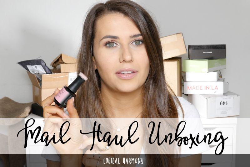 CrueltyFree & Vegan Mail Haul Cruelty free beauty