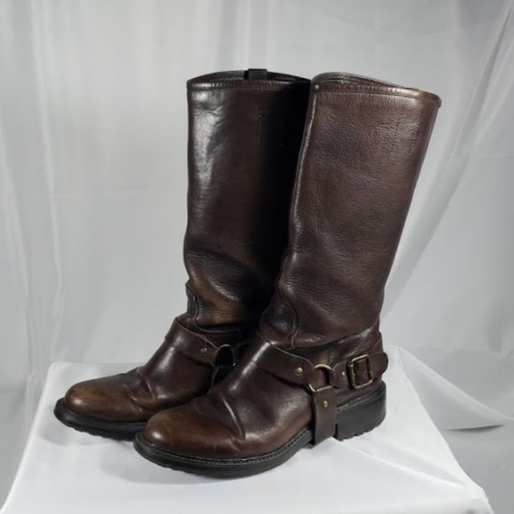 VERA GOMA Shoes Vera Gomma Leather Brown Womens Boots | My