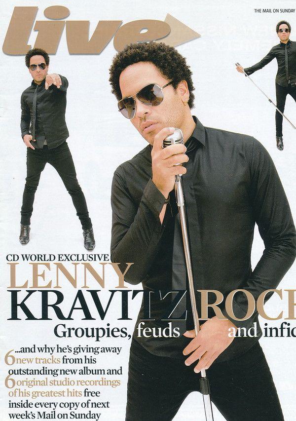 Lenny Kravitz Greatest Hits 2008